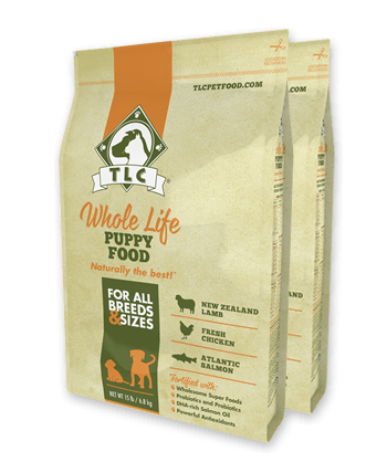 TLC Puppy Food for Goldendoodles